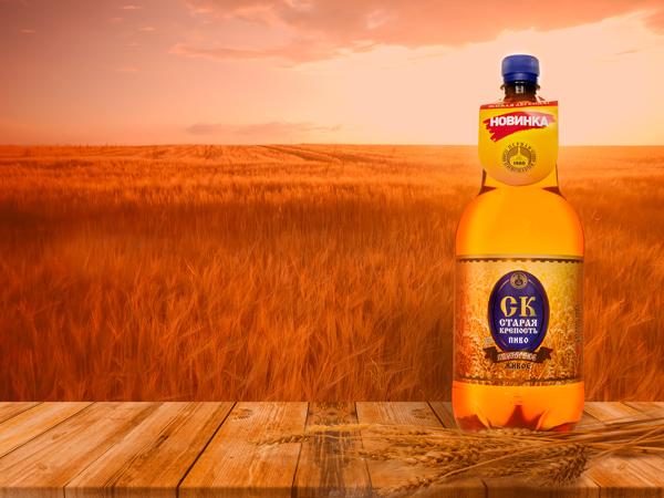 """Новое пиво """"Старая крепость пшеничное"""" !"""